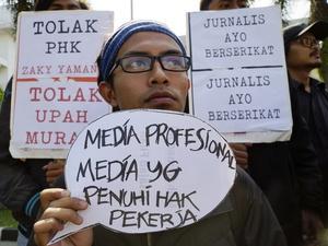 AJI Usulkan Media Buat Aturan Medsos Agar Jurnalis Tak Dipersekusi