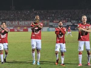 Klasemen Terbaru GoJek Traveloka Liga 1: Bali United Peringkat 2