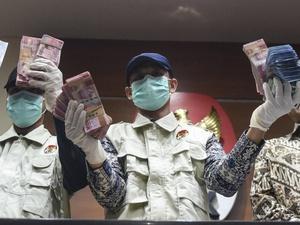 OTT KPK Tangkap 10 Orang Terkait Kasus Suap APBD Jambi 2018