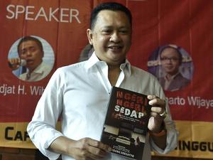 Rapat Fraksi Golkar Putuskan Bambang Soesatyo Jadi Ketua DPR