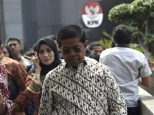 Idrus Marham: Penunjukan Aziz Syamsuddin Jadi Ketua DPR Sudah Tepat