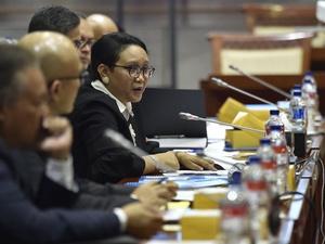 Hasil Pembicaraan Menlu & Kedubes AS Soal Penolakan Jenderal Gatot