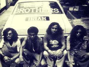 Black Brothers, Duta Rock dari Tanah Papua