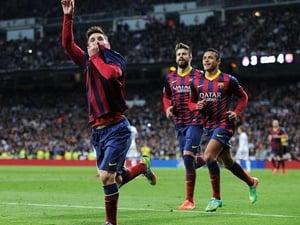 Hasil Liga Champions: Barcelona vs Olympiacos Skor Akhir 3-1