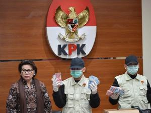 KPK Mengklaim OTT pada 2017 Jadi yang Terbanyak dalam 14 Tahun