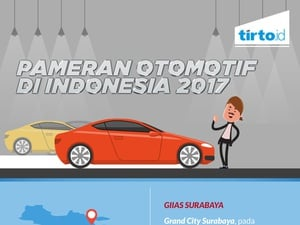Pameran Otomotif di Indonesia 2017