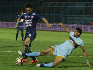 Live Streaming GoJek Traveloka Liga 1: Arema FC vs Persija