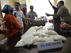 BPOM: Korban di Kendari Konsumsi 2 Jenis Tablet PCC Ilegal