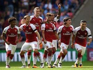Lacazette Cetak Dua Gol Kemenangan Arsenal atas West Brom