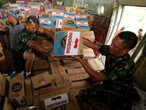 Warga Myanmar Cegah Bantuan untuk Etnis Rohignya