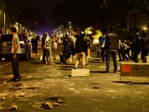 Menit-Menit Peristiwa Pengepungan & Evakuasi di LBH Jakarta