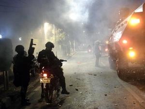 Dari Mana 1.000-an Orang yang Mengepung LBH Jakarta?