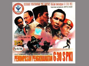 Catatan Sejarawan Soal Pembuatan Ulang Film G30S/PKI