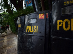Kantor LBH Jakarta Dua Hari Setelah Penyerangan