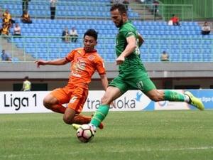 Hasil Mitra Kukar vs Borneo FC Skor 0-4