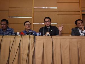 Pansus Hak Angket Jelaskan Alasan Gelar Konpres di Hotel