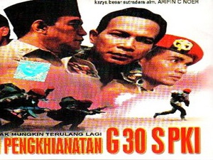 Jajang C Noer Minta Film G30S/PKI Baru Sesuai Data Mutakhir