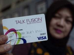 Korban Tidak Tahu Letak Kantor Talk Fusion