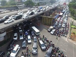 Ambisi Jokowi dan Ahok Mengebut Infrastruktur di Jakarta
