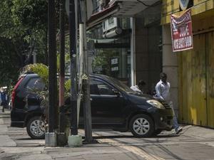 Hingga Oktober, Dishub DKI Menindak 17.092 Kendaraan Parkir Liar