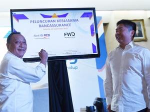 BTN Raup Laba Bersih Rp2 Triliun pada Kuartal III 2017