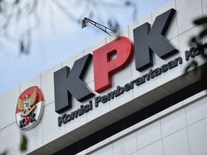 Tim Penyidik KPK Geledah Kantor Bupati Kukar
