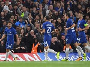 Hasil Liga Champions: Chelsea vs AS Roma Skor Imbang 3-3