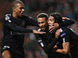 PSG vs Bayern Munchen: Cavani, Mbappe, Neymar Siap Tempur