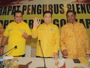 Tak Jadi Diberhentikan, Setya Novanto Masih Ketua Umum Golkar