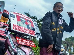 KontraS: Pelanggaran HAM Tertinggi Terjadi di Jakarta