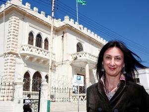 10 Orang Ditahan atas Pembunuhan Jurnalis Panama Papers di Malta