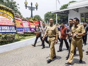 Anies: Di Jakarta Akses Buku Banyak, Kemampuan Baca Rendah