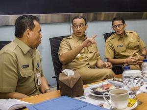 Sandiaga Minta Penerima Dana Hibah di RAPBD 2018 Taat Administrasi