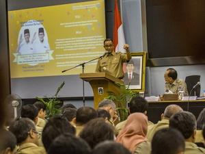 DPRD DKI Berdebat Soal Sidang Paripurna Sambut Anies-Sandi