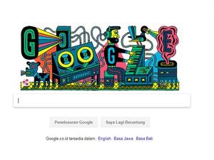 Pionir Studio Musik Elektronik Hiasi Google Doodle Hari Ini