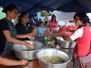 Status Gunung Agung: Gubernur Bali Pastikan Logistik Pengungsi Aman