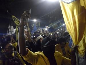 14 Demonstran di Istana Kepresidenan Dibekuk Polda Metro Jaya