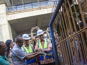 MRT: Lahan Jl. Nawi Akan Dibebaskan Tanpa Tunggu Putusan MA