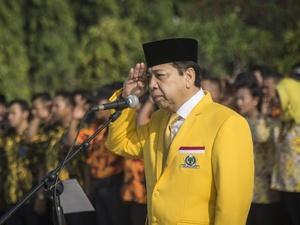 Surat Setya Novanto Soal Penunjukan Ketua DPR Tak Sesuai UU MD3