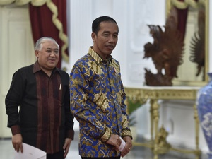 Soal Yerusalem, Jokowi: Amerika Banyak Melanggar Resolusi PBB