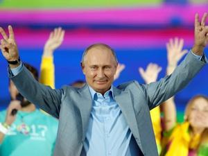 Vladimir Putin Menang Pada Hasil Exit Poll Pemilihan Presiden Rusia