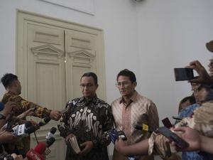 Sandiaga Optimistis Pertumbuhan Ekonomi di Jakarta Lampaui 6 Persen