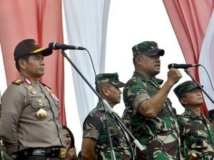 Panglima TNI Klaim Kedepankan Persuasi Atasi Konflik di Tembagapura
