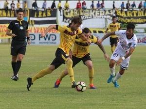 Hasil Laga Barito Putera vs Kalteng Putra Berakhir Imbang 1-1