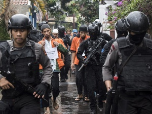 Polri Mengakui Terduga Teroris MJ yang Ditangkap Densus Meninggal