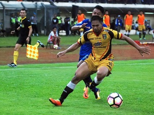 Live Streaming Indosiar: Kalteng Putra FC vs Mitra Kukar 22 Januari