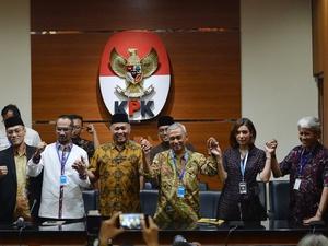 Abraham Samad Minta KPK Terapkan TPPU di Kasus Setya Novanto