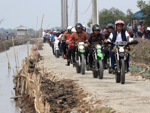 JK Salut dengan Fisik Jokowi yang Mampu Kunjungi Pelosok Indonesia