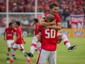 Hasil Piala Presiden 2018: Persija ke Puncak Klasemen Grup D