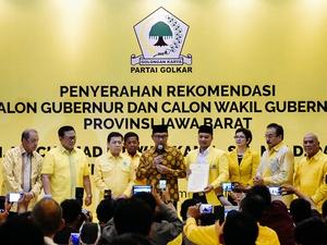 Nasib Ridwan Kamil Usai Ditinggal Golkar